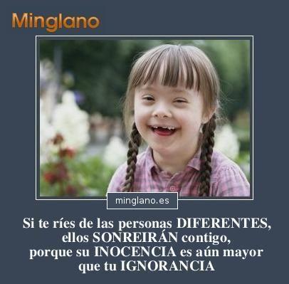 Frases sobre las personas con discapacidad