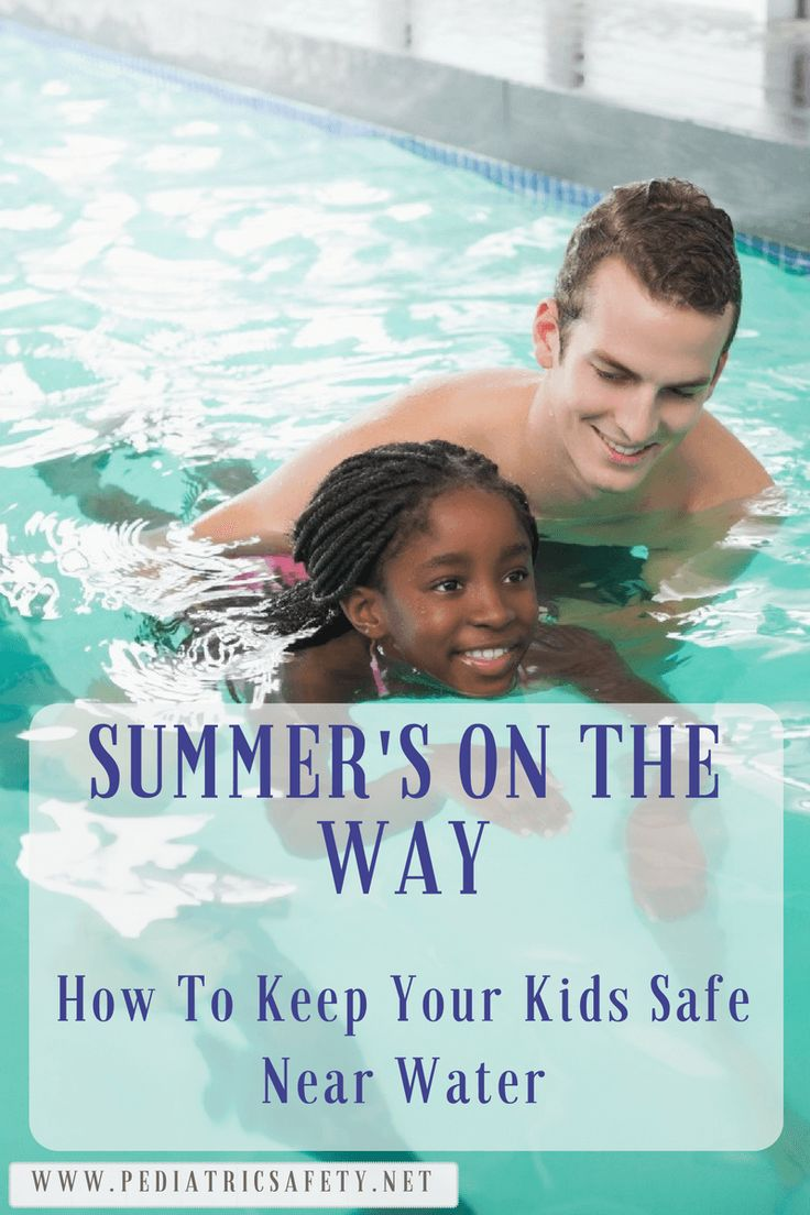 Summer's On the Way: How to Keep Your Kids Safe Near Water  Fire and EMS departments prepare for summer with drowning and water rescue scenarios so if your kids don't swim now's the time to teach them. Click here for more info on where to find swim classes for your kids