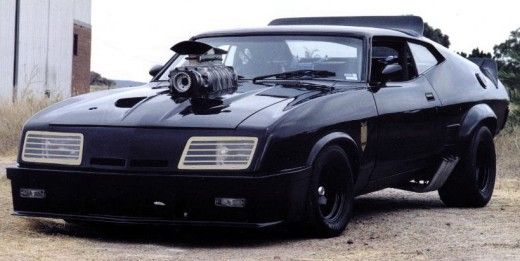 The Pursuit Special (Mad Max and Mad Max 2)