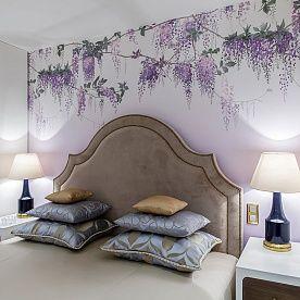Проект «Спальня с глициниями», телеканал НТВ, «Квартирный вопрос»