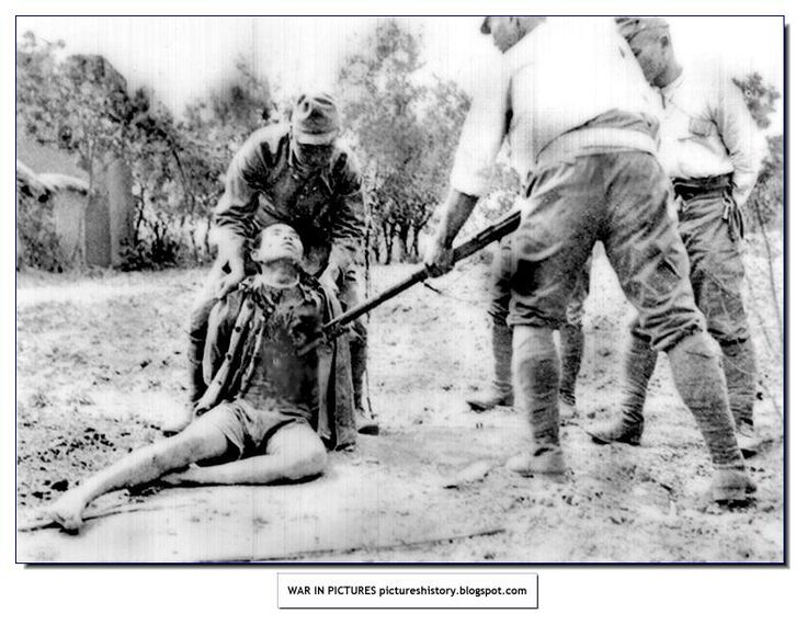 the many horrible atrocities committed during world war ii Primarily during the second sino-japanese war and world japanese war and world war ii 10 horrible atrocities committed by japan's.
