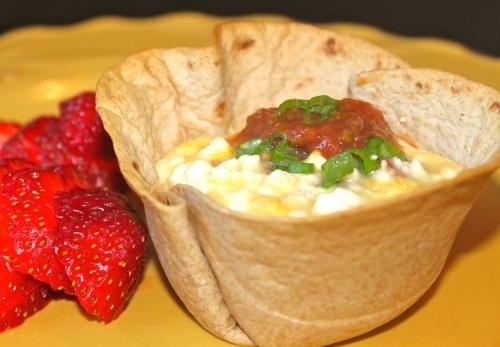 great healthy breakfast idea!