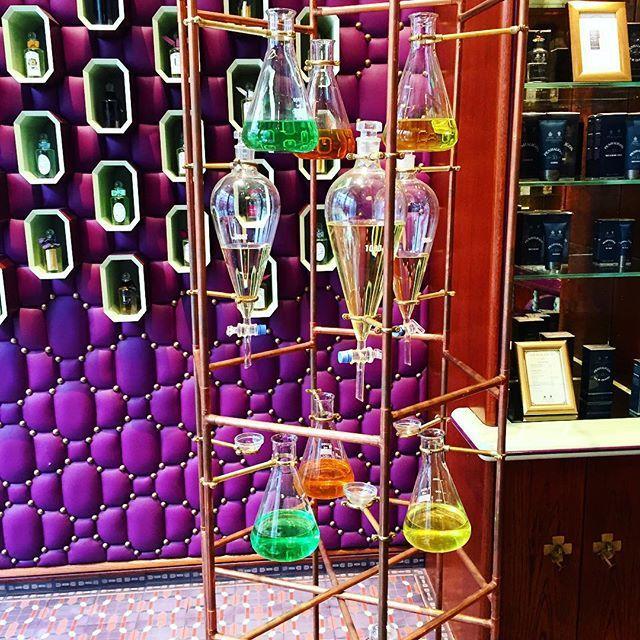 @oxnay Penhaligons #penhaligons #london #regentstreet #fragrance