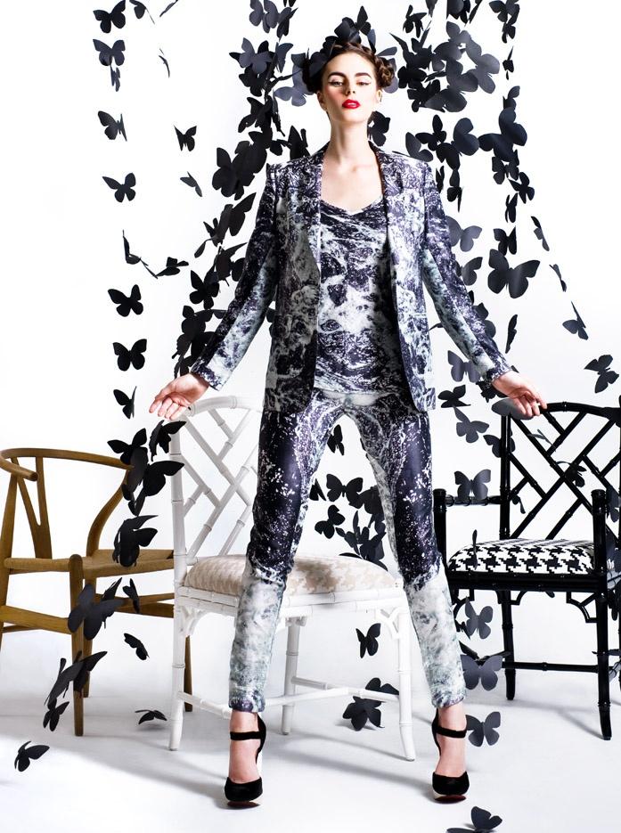 Iconology   Photographer: Nicoline Patricia Malina  Fashion Stylist: Aldi Indrajaya  Model: Liza Shakira  Make Up Artist: Philips Kwok