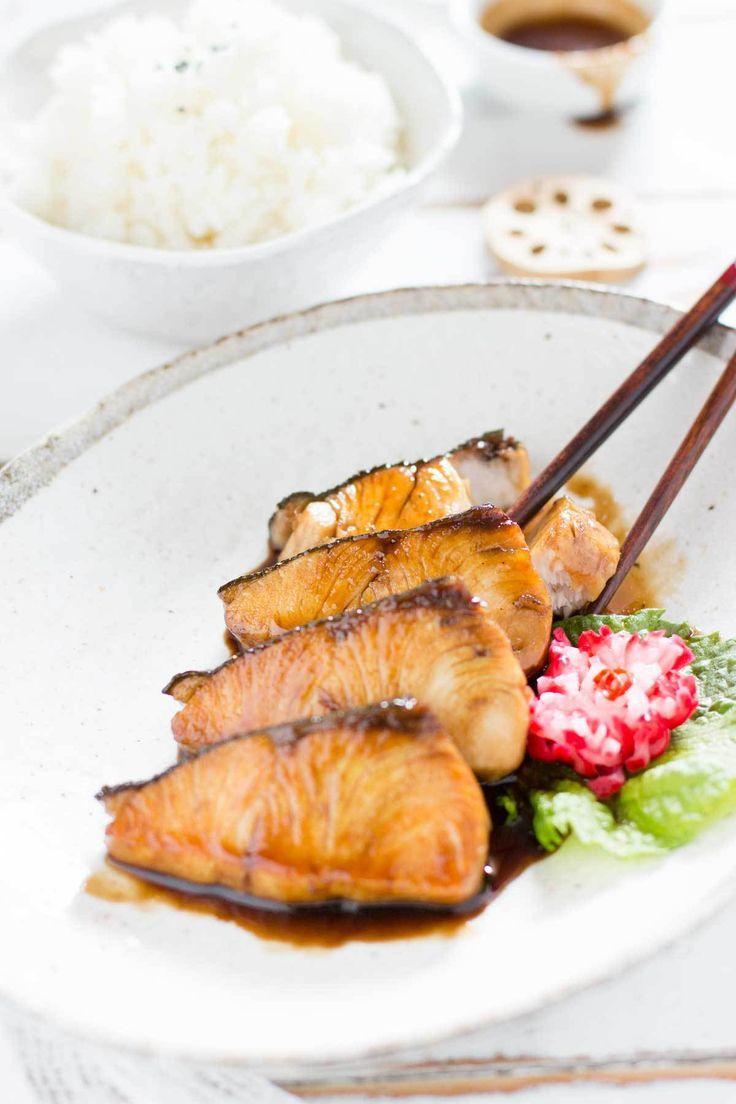 Japanische kuche teriyaki