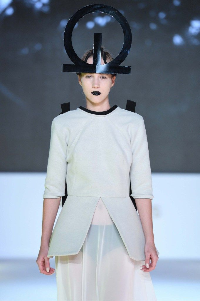 Fotini Lagaki Lgk presents her collection inspired from sun and geometry – Ovalme
