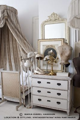 Brocante, vintage by nina, décoration vintage