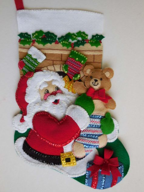 Final media de la Navidad - Stocking Stuffer