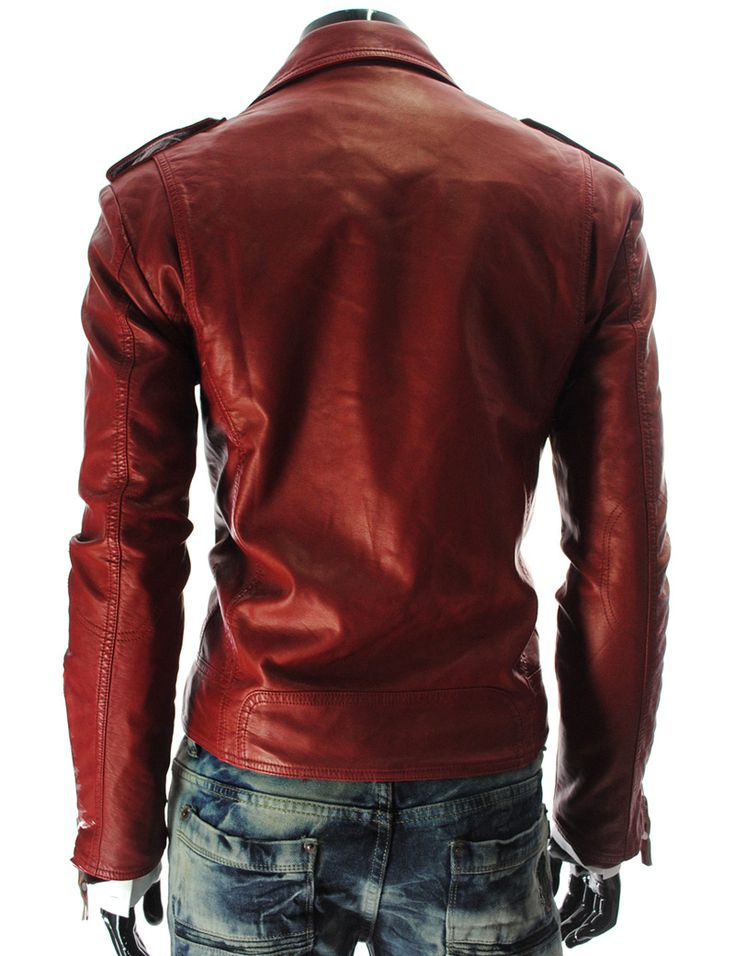 Aliexpress.com: Compre Branco dos homens oblíquos zipper jaqueta de couro pu jaquetas de couro masculino top man mens faux leather jackets motocicleta M 2XL de confiança revestimento do plutônio fornecedores em Fashion clothes store wang