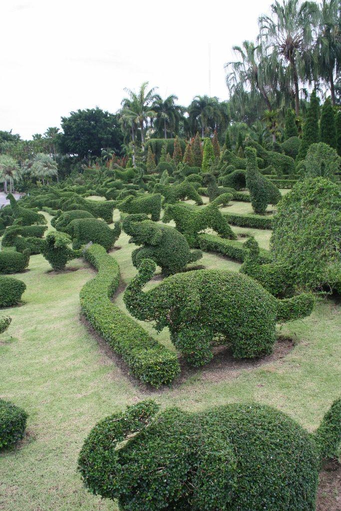 Green Animals Topiary Garden                                                                                                                                                                                 More