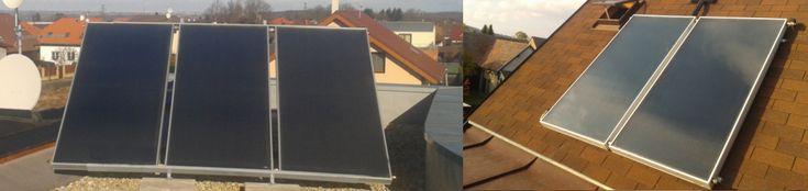 Solární kolektory Immo Logis GSS 200