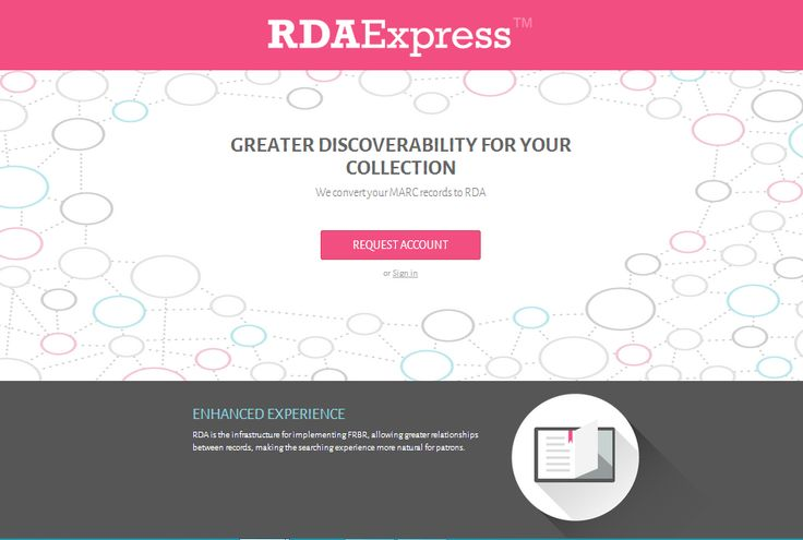 RDAExpress : a service to convert any library catalog to RDA  #RDA   #CATALOGING    http://resourcedescriptionandaccess.blogspot.com/2014/03/rda-express-service-to-convert-any.html.