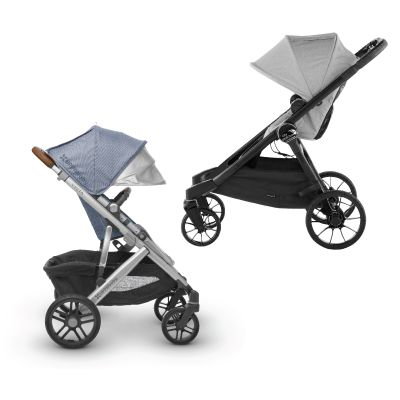 Baby Jogger City Select Lux vs UPPAbaby Vista Stroller 2017 (comparison | reviews | ratings | prices) - Spilling the Beans - Magic Beans