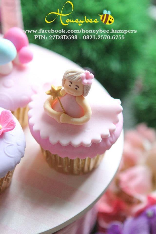 Fairy cupcake