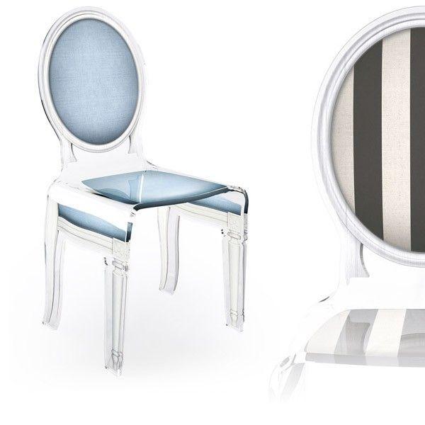 Les 25 meilleures id es concernant chaise transparente sur pinterest chaise - Chaise pvc transparente ...