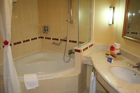 Bathroom at Laguna Azul