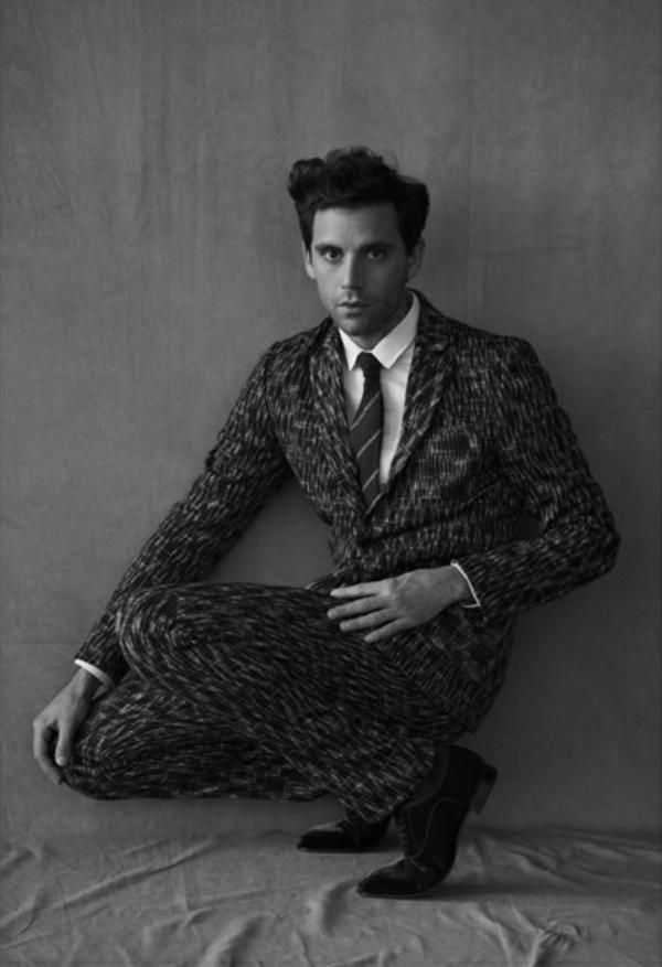 Mika - No Place In Heaven Photoshoot
