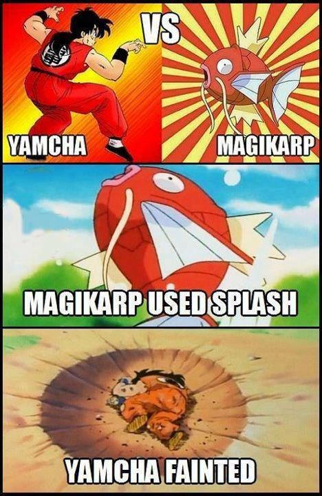 magikarp meme for pinterest - photo #10