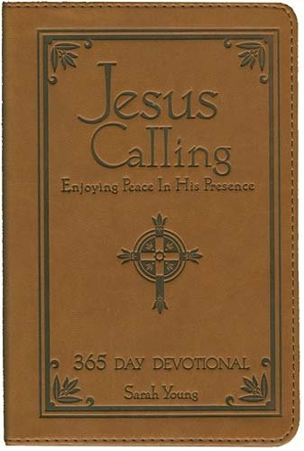 Bestseller books online Jesus Calling - Deluxe Edition: Enjoying Peace in His Presence Sarah Young  http://www.ebooknetworking.net/books_detail-1404187820.html