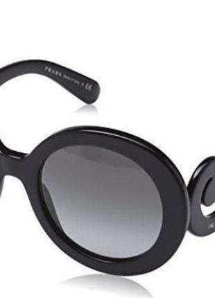 Kaufe meinen Artikel bei #Kleiderkreisel http://www.kleiderkreisel.de/accessoires/sonnenbrillen/147399541-prada-sonnenbrille-baroque-schwarz-shades-trend