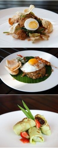 Balinese Cooking Class. Three Course Cooking Class Menu #Balinese #Bali #cookingclass