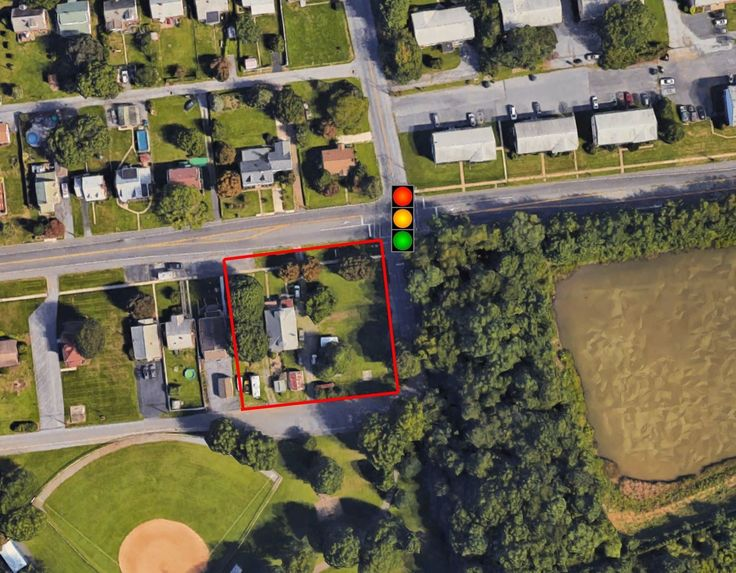 Here's .64 acres of commercially zoned property at a lighted intersection, ready for development on busy Derry Street in Swatara Township. Zoning allows retail, restaurants, professional offices, banks and more. Sketch plan shows 7,750-sf office building. http://www.rsrrealtors.com/news/122/commercially-zoned-development-property-in-swatara-township #newlisting #realestate