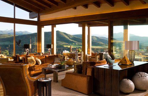 Wheeler residence, CO. Poss Architecture + Planning.