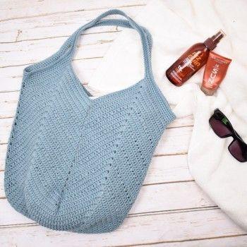 Summer Breeze Beach Bag