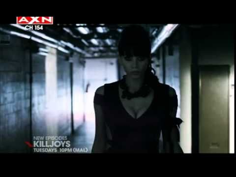 Trailer AXN Killjoys