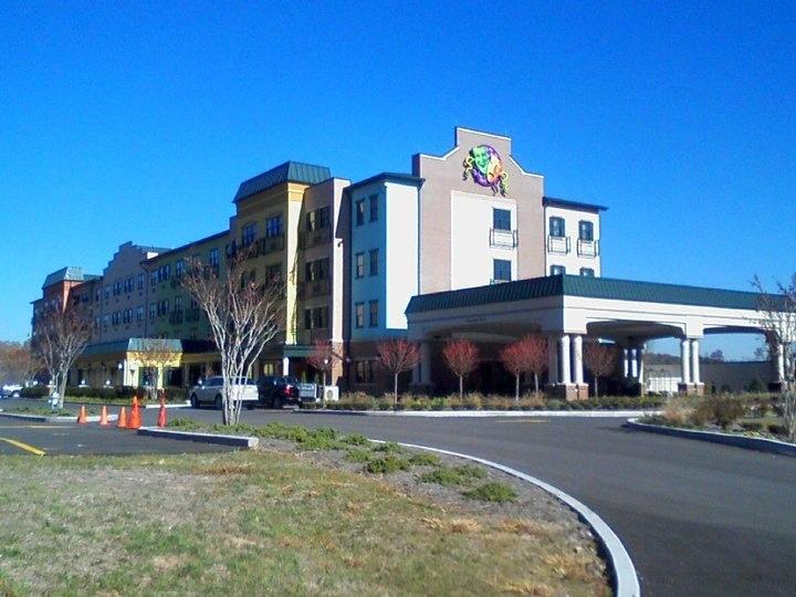 Hotellit polkupyoralla casinoni