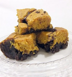 Pumpkin Swirl Brownies. Oh great. I have to stop looking at recipes ...