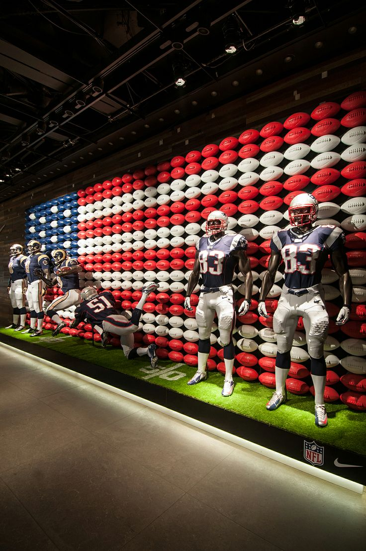 Nike NFL Takeover by Millington Associates Sports