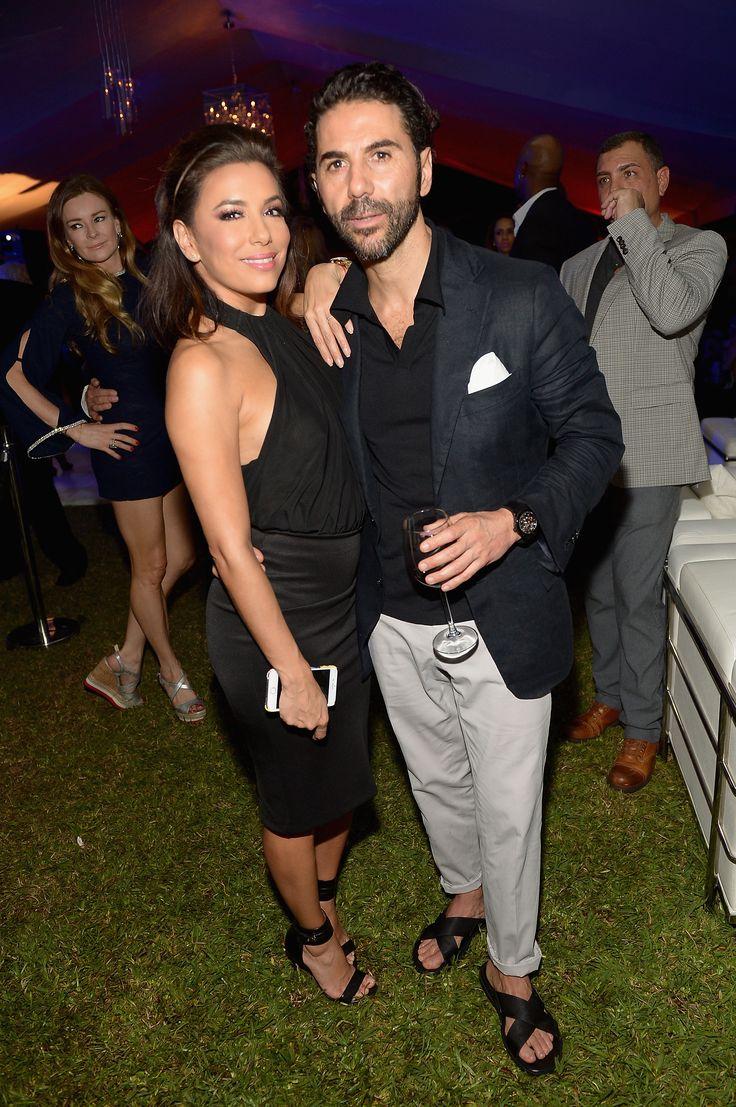Eva Longoria Talks Having a Baby With New Husband Jose Antonio ...