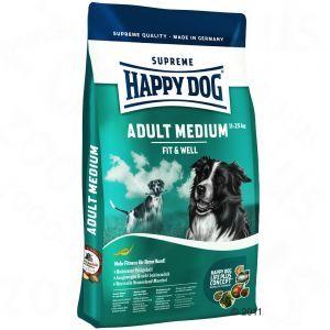 Happy Dog Supreme Fit & Well Adult Medium 4kg 19,90