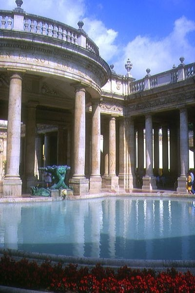 Montecatini Terme Montecatini Terme Thermal Baths >> Scopri le Offerte!