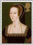 The Great Tudor 26p Stamp (1997) Anne Boleyn