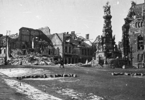 Budapest after the Siege