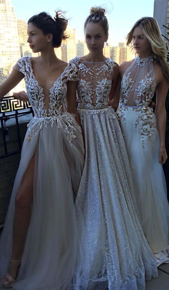 Berta Bridal Fall Wedding Dresses 2017 / http://www.deerpearlflowers.com/berta-fw-2017-wedding-dresses/