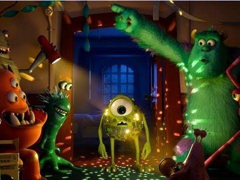 Die Monster AG 2: Die Monster Uni | Deutscher Trailer HD