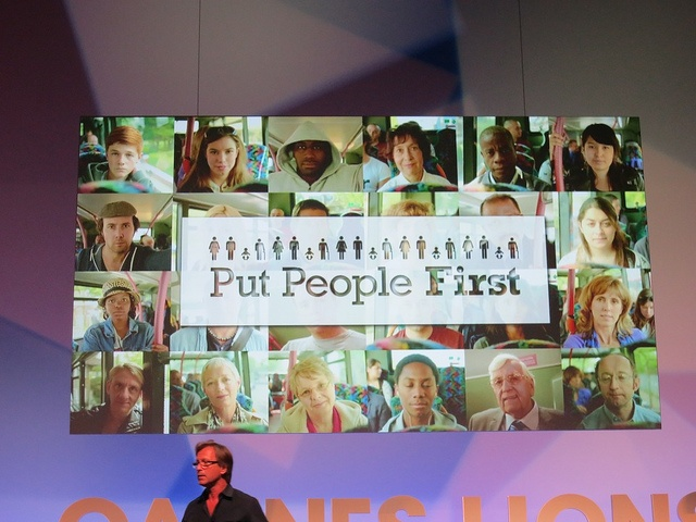 Crafting Brands for Life - Unilever #CannesLions 201, via Flickr.