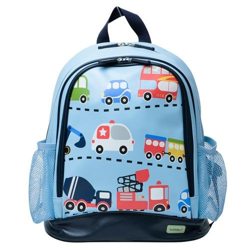 Bobble Art - PVC Backpack