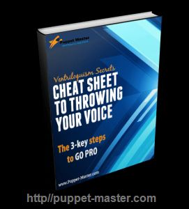Get my CHEAT SHEET: To Throwing Your Voice VISIT <> http://puppet-master.us13.list-manage1.com/subscribe?u=dafb96ea25eccf24f90ae3f70&id=1d23ce3eb4 #ventriloquism #ventriloquist #throwyourvoice