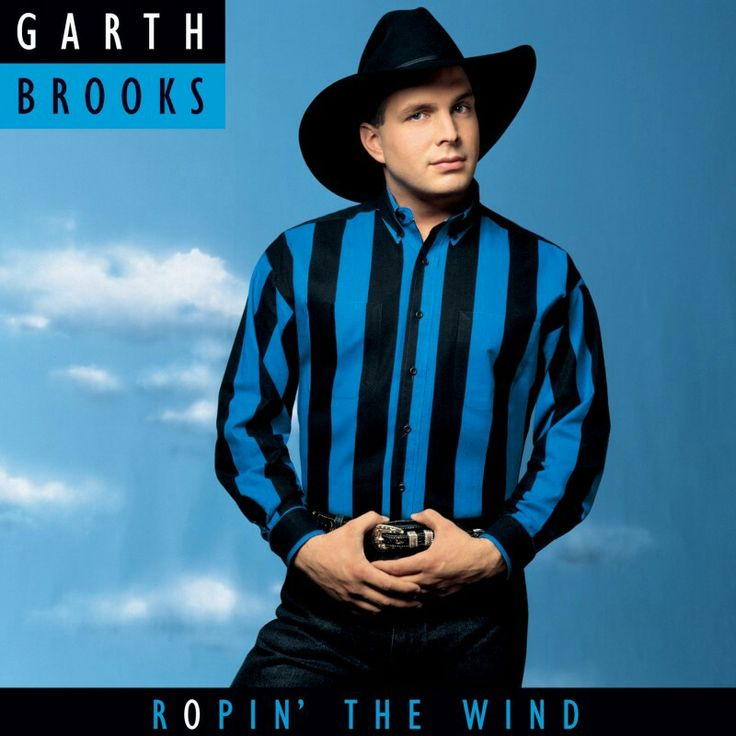 """Ropin' The Wind"" *** Garth Brooks *** September 28, 1991"