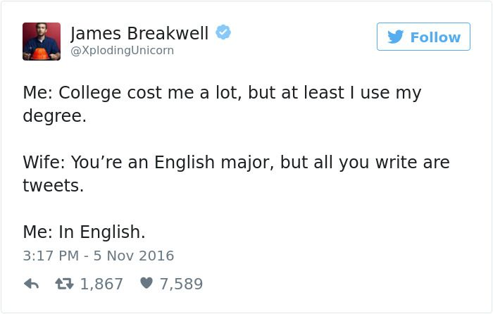 10+ Of The Funniest Marriage Tweets Of The Year