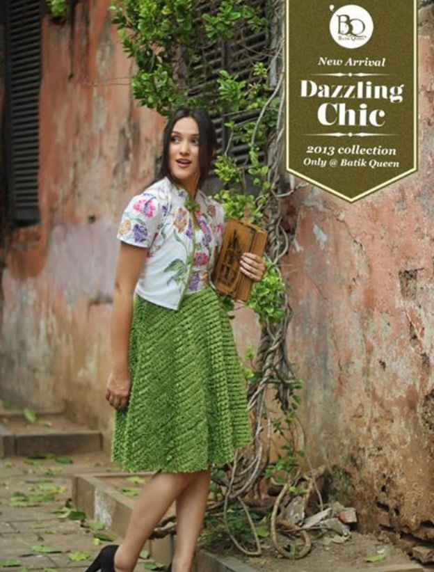 Batik Queen's apparel collections