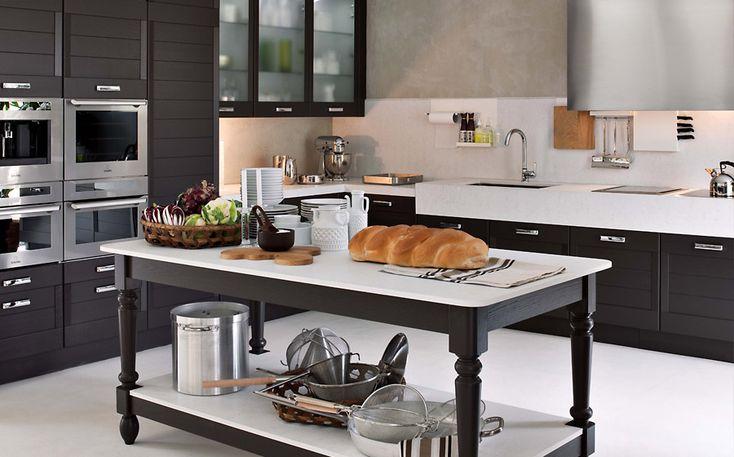 Riorganizzare il luogo dei sapori come uno spazio autentico e confortevole, dove potersi davvero misurare con la funzione primaria del cucinare.