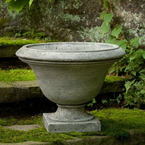 ... Campania International Moreland Cast Stone Urn Planter Garden Planters  At Hayneedle · Resin ...