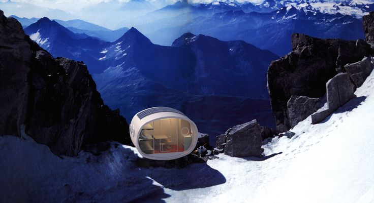 LEAP = Living Ecological Alpine Pod
