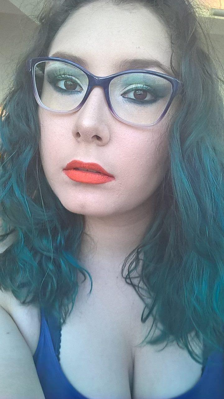 GRWM: Mermaid Smoky Eyes