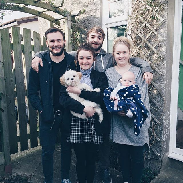 Celebrity Round Up: Clarke and Christie at BAFTAs, Maisie Williams Supports Animal Adoption